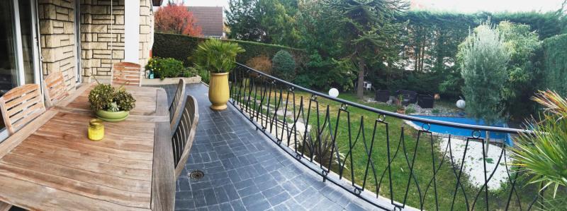Sale house / villa Le plessis-robinson 850000€ - Picture 1