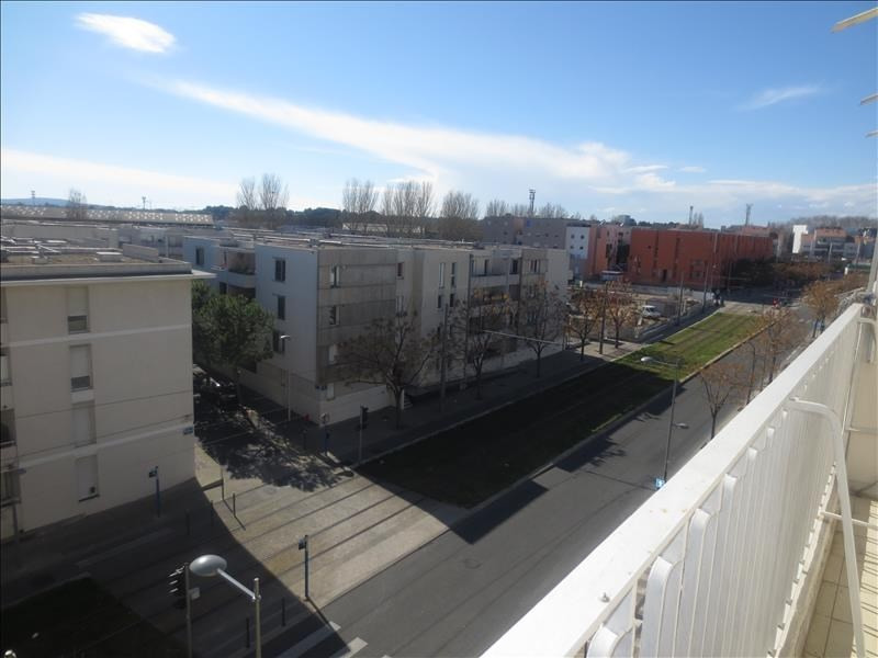 Sale apartment Montpellier 137 000€ - Picture 1