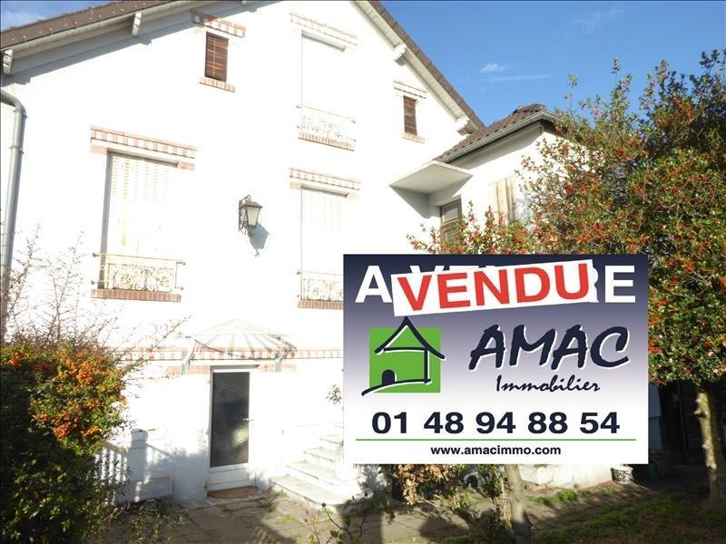 Sale house / villa Villemomble 325500€ - Picture 1