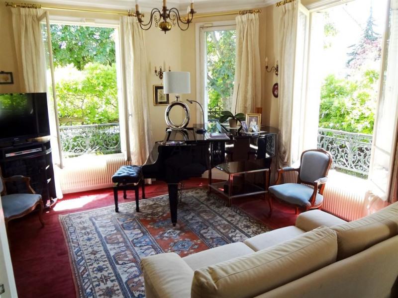 Vente de prestige maison / villa Asnières-sur-seine 1495000€ - Photo 4