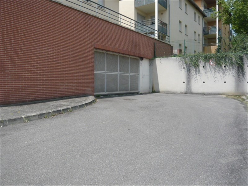 Sale parking spaces Aussonne 6 200€ - Picture 1