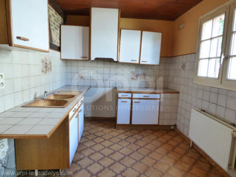 Vente maison / villa Les andelys 123000€ - Photo 2