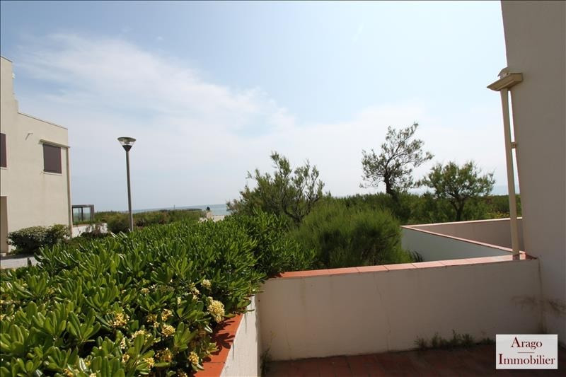 Sale apartment Le barcares 39 500€ - Picture 5