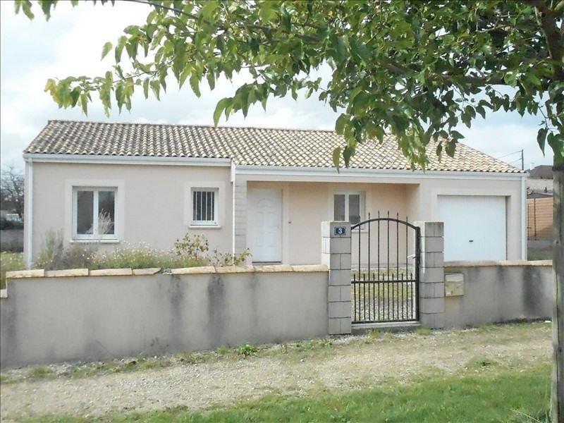 Location maison / villa Pamproux 580€ CC - Photo 6