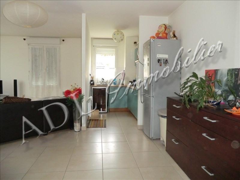 Sale apartment Orry la ville 234000€ - Picture 2