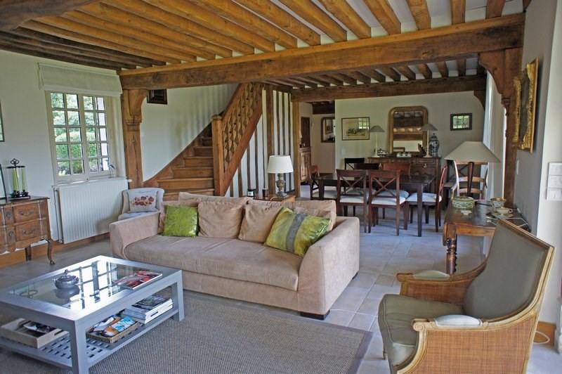 Vente de prestige maison / villa Le breuil en auge 585000€ - Photo 4