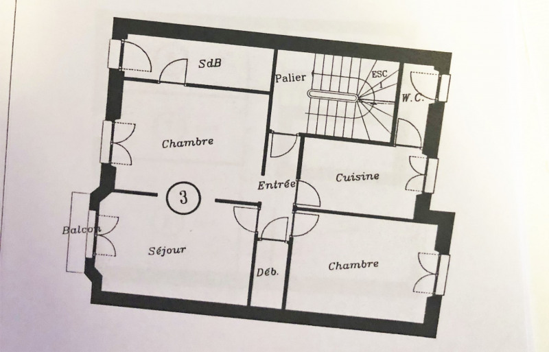 Location appartement Garches 1380€ CC - Photo 15