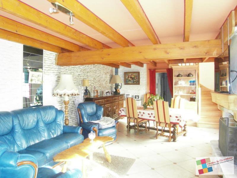 Vente maison / villa Chateaubernard 256800€ - Photo 4