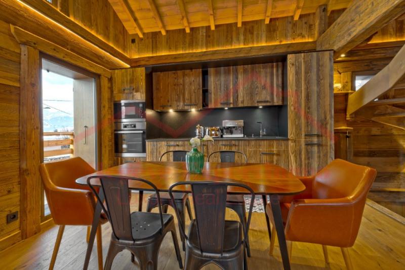 Vente de prestige maison / villa Megeve 1450000€ - Photo 4