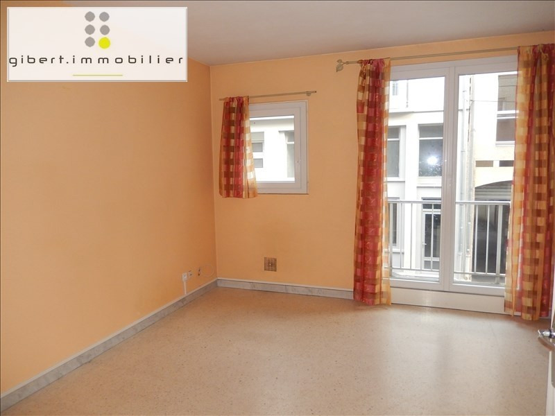 Rental apartment Le puy en velay 289,79€ CC - Picture 4