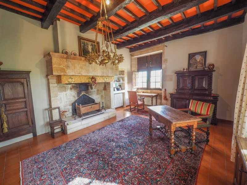 Deluxe sale chateau Uzes 1985000€ - Picture 9