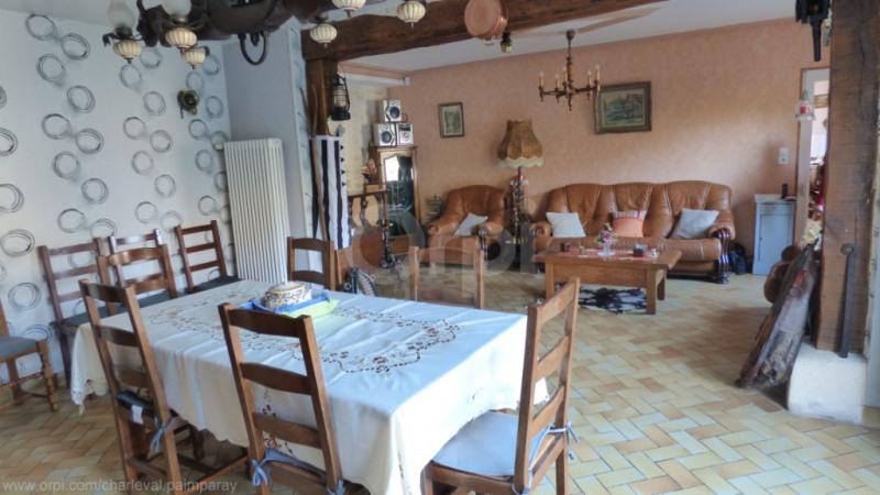 Vente maison / villa Boos 250000€ - Photo 5