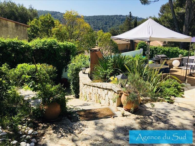 Vente maison / villa Carnoux en provence 550000€ - Photo 2