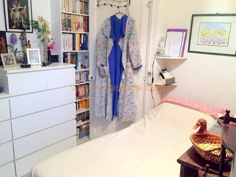 Vendita nell' vitalizio di vita appartamento Nice 80000€ - Fotografia 6