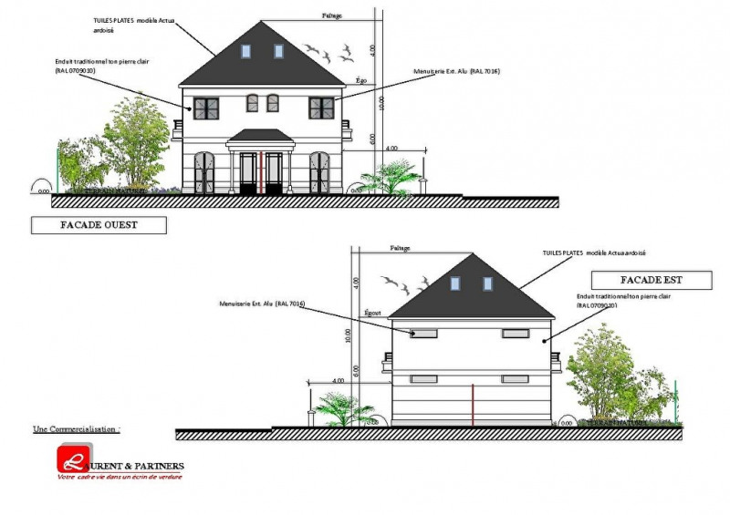 Vente maison / villa Noisy le grand 350000€ - Photo 5