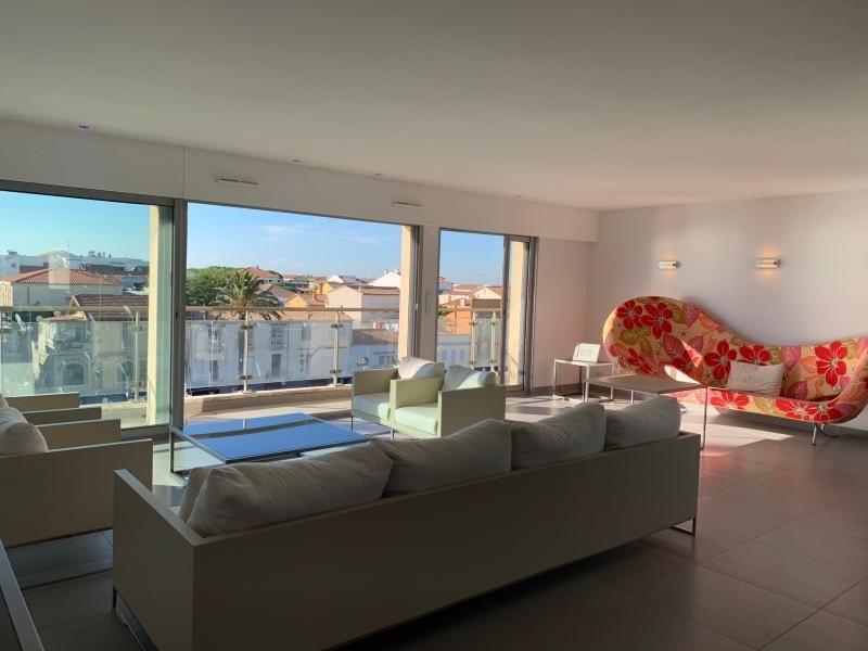 Verkauf von luxusobjekt wohnung Le grau du roi 1490000€ - Fotografie 3