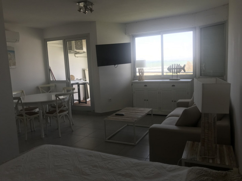 Location vacances appartement Le grau du roi 450€ - Photo 4
