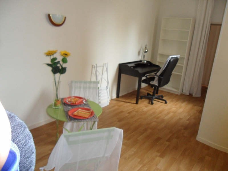 Location appartement Poitiers 428€ CC - Photo 1