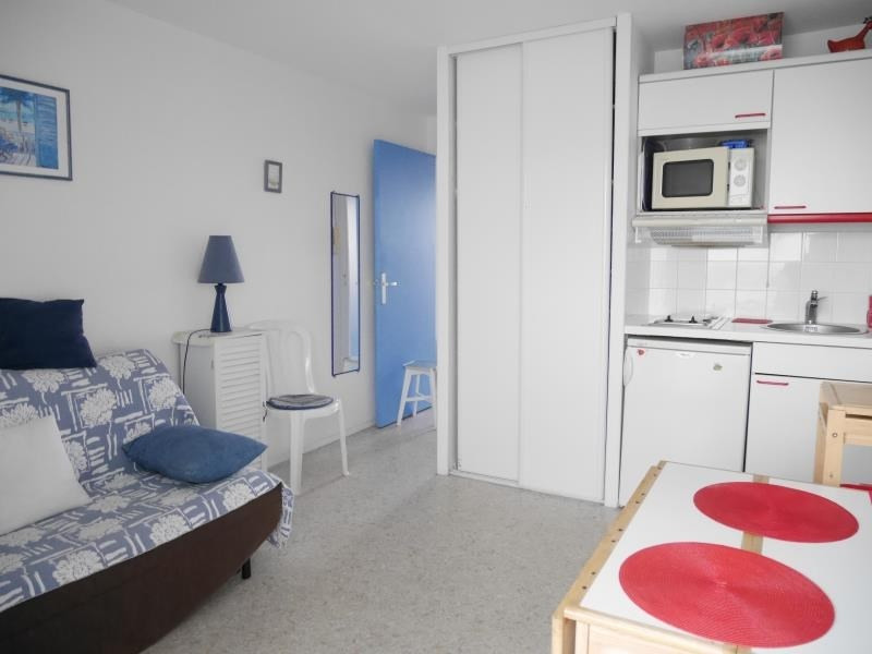 Vente appartement Chateau d'olonne 85 500€ - Photo 1