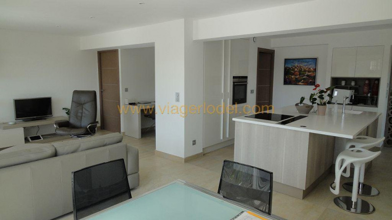 Life annuity apartment Saint-raphaël 280000€ - Picture 5