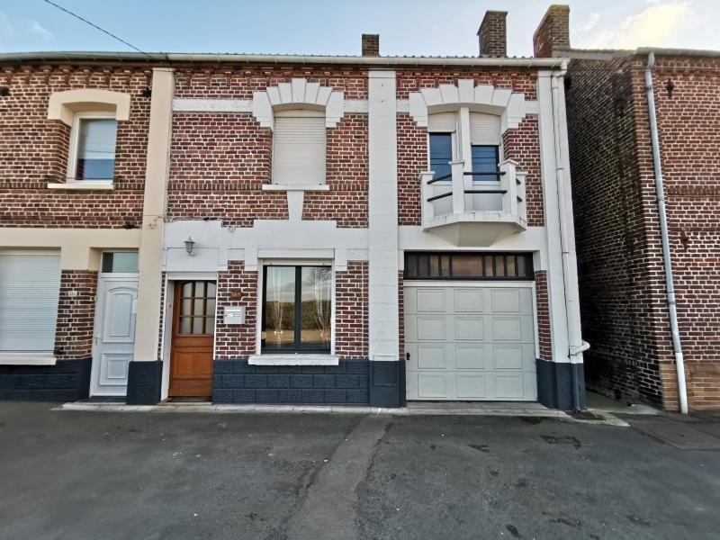 Vente maison / villa Chocques 117000€ - Photo 1