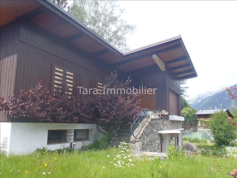 Immobile residenziali di prestigio casa Chamonix mont blanc 2350000€ - Fotografia 2