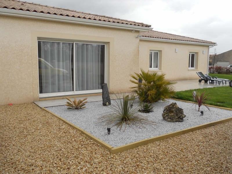 Sale house / villa Saujon 348500€ - Picture 2