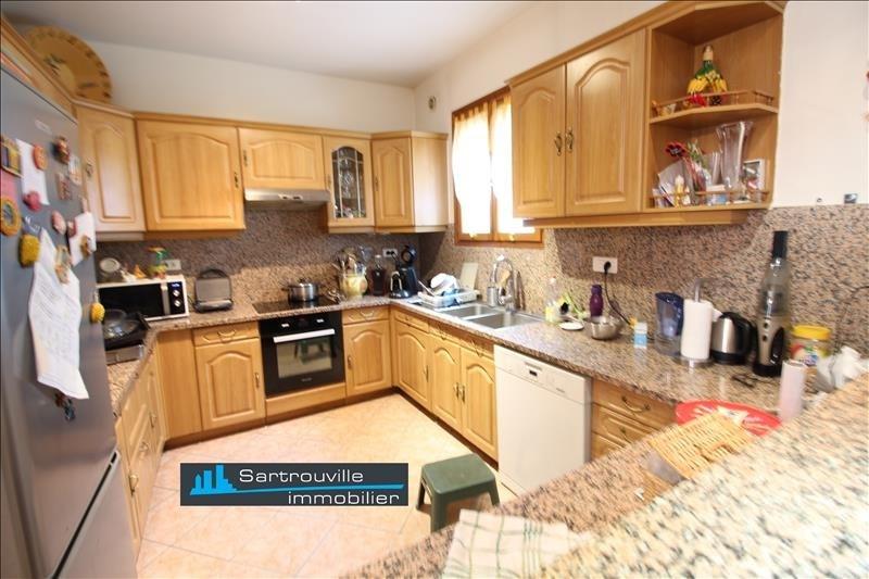 Sale house / villa Sartrouville 577500€ - Picture 2