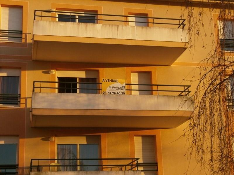 Sale apartment Villefontaine 95000€ - Picture 3