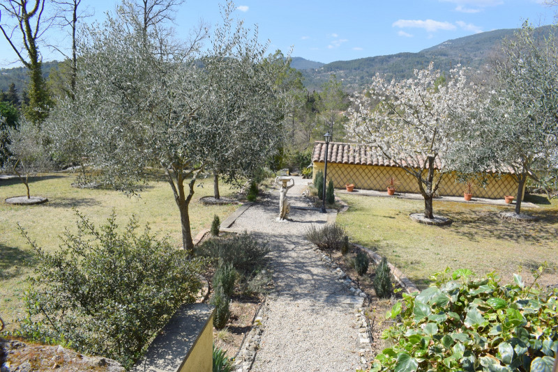 Deluxe sale house / villa Fayence 560000€ - Picture 5