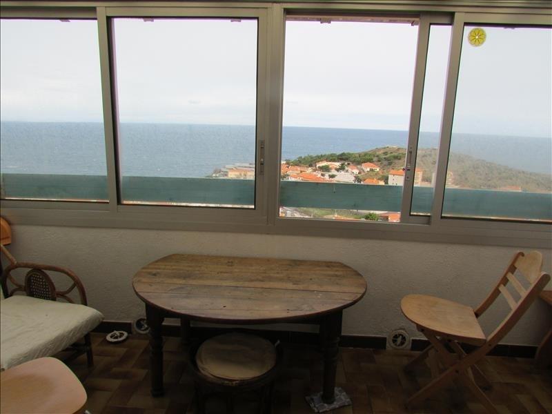 Sale apartment Port vendres 128000€ - Picture 4