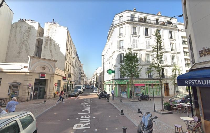 Sale shop Levallois perret 350000€ - Picture 1