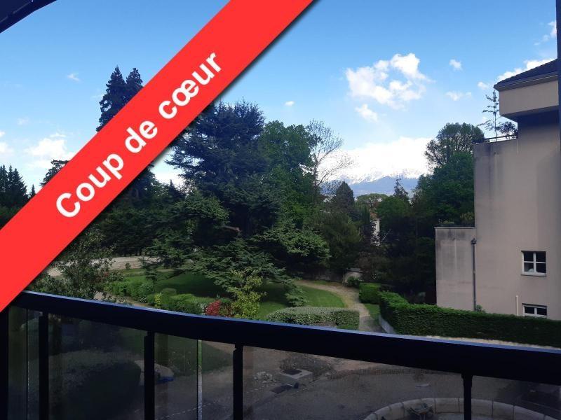 Location appartement La tronche 606€ CC - Photo 1