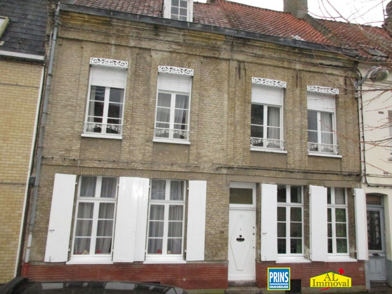 Vente maison / villa Saint omer 158 500€ - Photo 1
