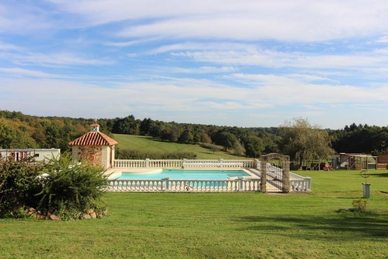 Vente de prestige maison / villa Milhac de nontron 615000€ - Photo 8