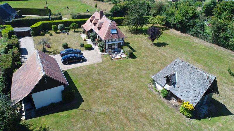 Sale house / villa Bernay 215250€ - Picture 2