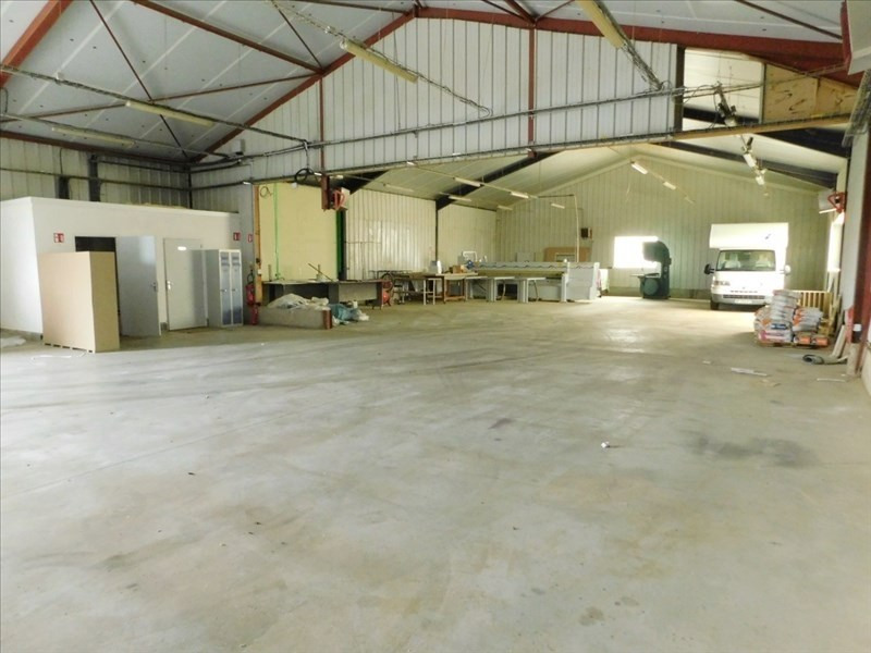 Location local commercial Landean 1 400€ HT/HC - Photo 1