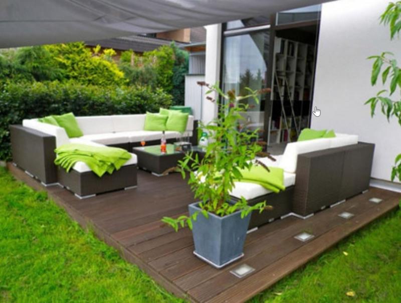 Vente maison / villa Bussy-saint-georges 365000€ - Photo 8