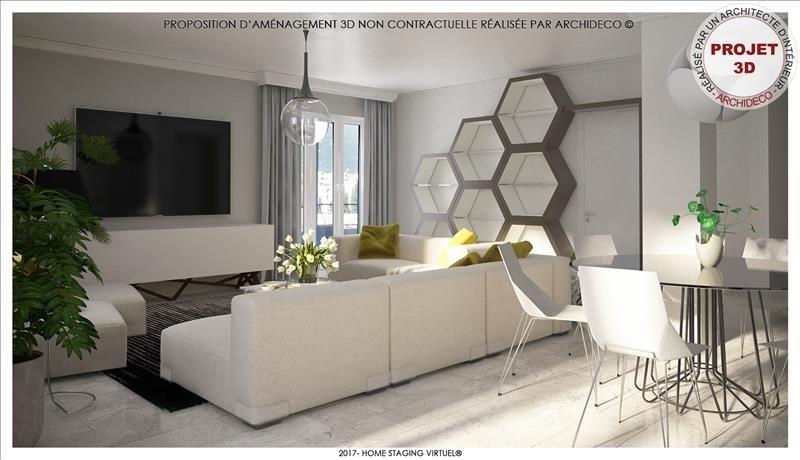 Vente de prestige appartement Grenoble 590000€ - Photo 1