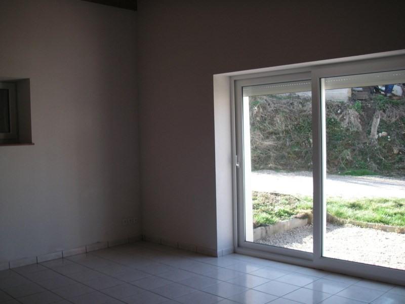 Rental house / villa St martin du mont 580€ CC - Picture 2