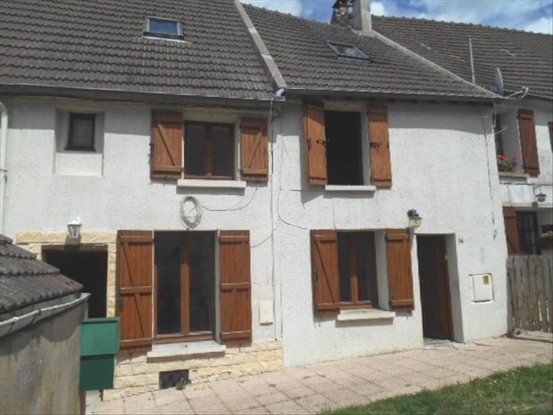 Sale house / villa La ferte sous jouarre 154000€ - Picture 1