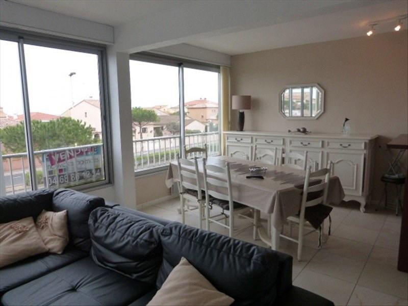 Vente appartement Le barcares 139000€ - Photo 6