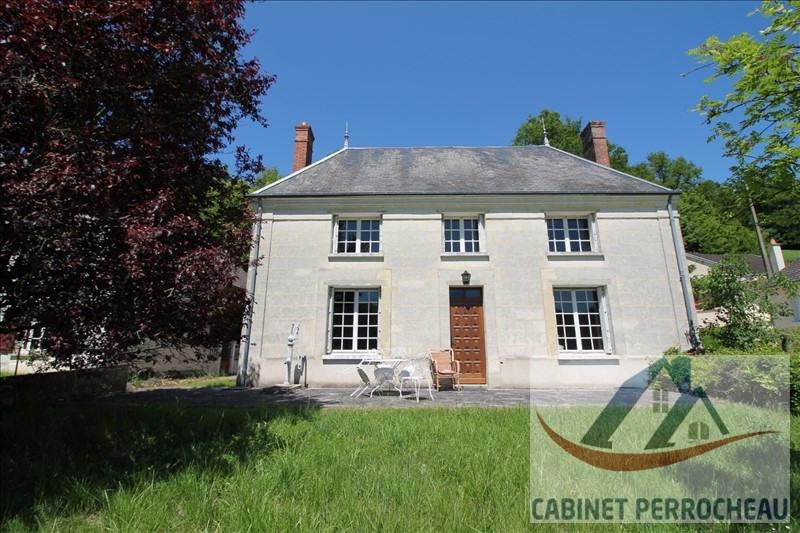 Sale house / villa La chartre sur le loir 195000€ - Picture 1