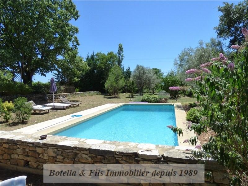 Verkoop van prestige  huis Uzes 790000€ - Foto 2