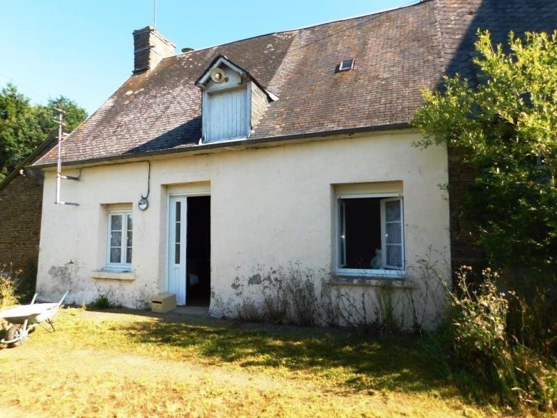 Sale house / villa Fougerolles du plessis 43400€ - Picture 1