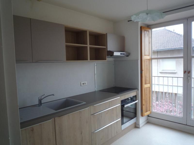 Rental apartment St julien chapteuil 404€ CC - Picture 1