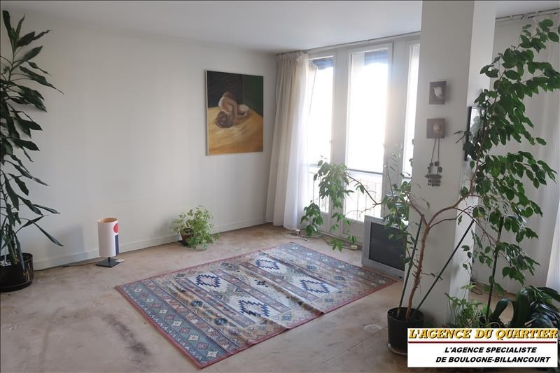 Vente appartement Boulogne billancourt 550 000€ - Photo 1