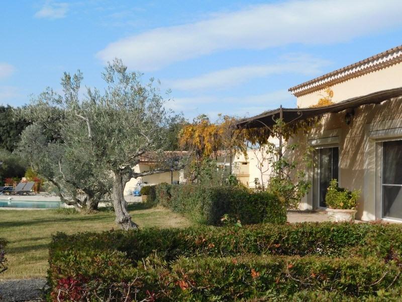 Immobile residenziali di prestigio casa Boulbon 850000€ - Fotografia 2