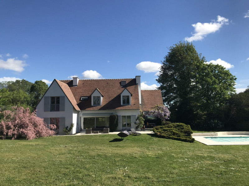 Revenda residencial de prestígio casa Villennes sur seine 1295000€ - Fotografia 1