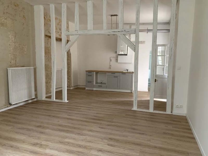 Vente appartement Poitiers 122000€ - Photo 1